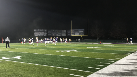 North Forsyth Raiders Defeats Brookwood Broncos in Landmark Playoffs Game (44-41)
