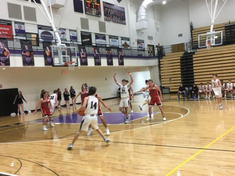 North Forsyth High School's JV team works together to pull their way to victory.