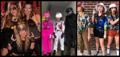 "From ""Among Us"" to tacky tourists, there are creative Halloween costumes that you and your friends can dress up as this year."