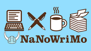 National Novel Writing Month has a website. (Photo from Google)