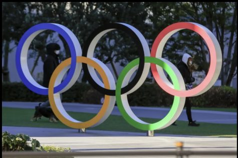 Rumors on the Tokyo and Beijing Olympic Games