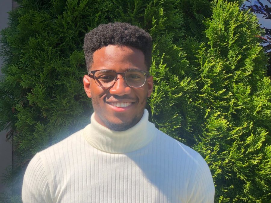 Sitting Down With David Adesina, the New Class President